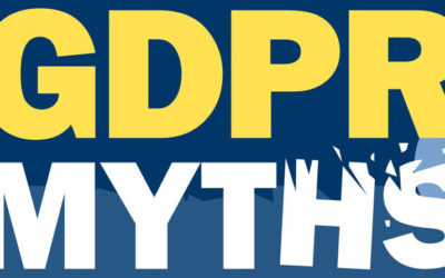 Myth 5: GDPR is an unnecessary burden on organisations