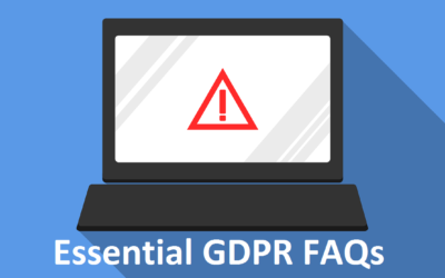FAQ: How does EU GDPR compliance change data protection processes?