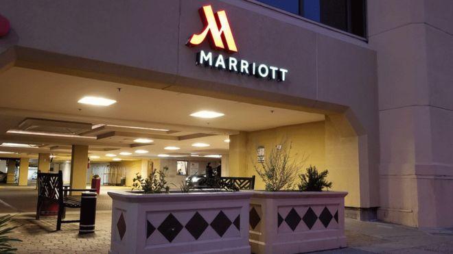 UK watchdog plans to fine Marriott £99m